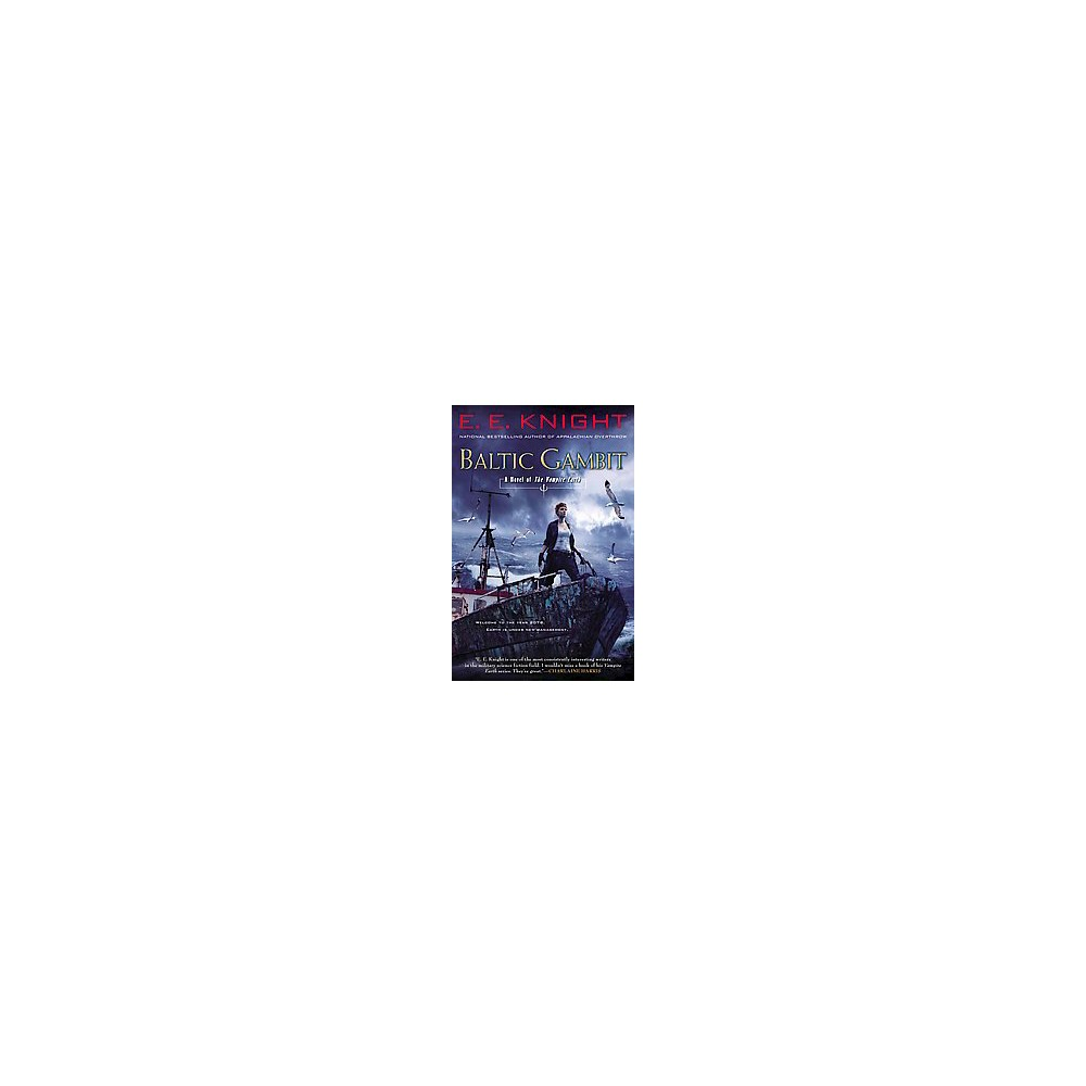 Baltic Gambit ( Vampire Earth) (Reissue) (Paperback)