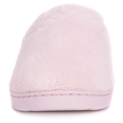 Women's MUK LUKS Chenille Clogs - Pink L(9-10), Size: Large (9-10)
