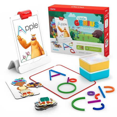 Osmo - New Little Genius Starter Kit for iPad - Ages 3-5 - image 1 of 4