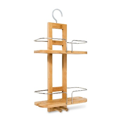 Bamboo Shower Caddy Natural - Threshold™
