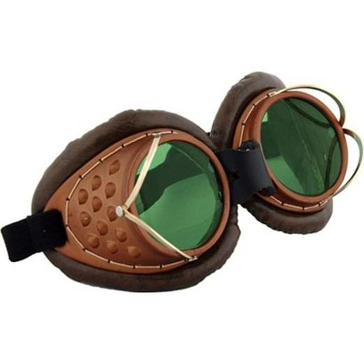 Elope Steampunk Machinist Goggles Costume Accessory