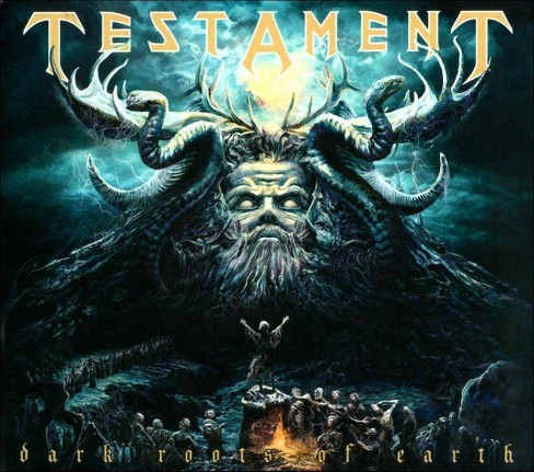 Testament - Dark roots of earth (CD) - image 1 of 1