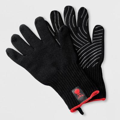 Weber® High-Temperature Premium Gloves - S/M