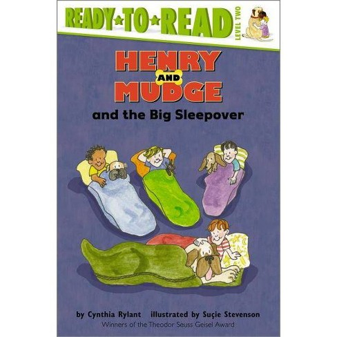 Henry and Mudge and the Big Sleepover - (Ready-To-Read: Level 2) by  Cynthia Rylant (Paperback) - image 1 of 1