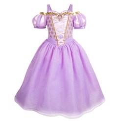 Girl's Rapunzel Costume - 9/10 - Disney store, Women's, Purple