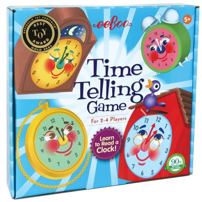 Time Telling Game : Target