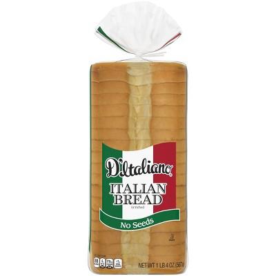 D'Italianto Italian Bread - 20oz