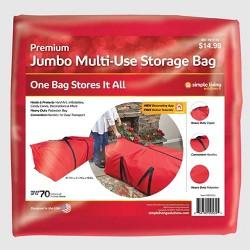 Jumbo Multi Use Storage Bag - Simple Living Innovations