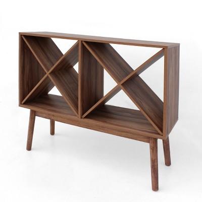 Birny Mid Century Bar Cabinet - Christopher Knight Home