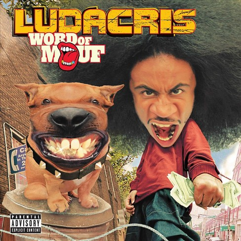 Ludacris - Word of mouf [Explicit Lyrics] (Vinyl) - image 1 of 1