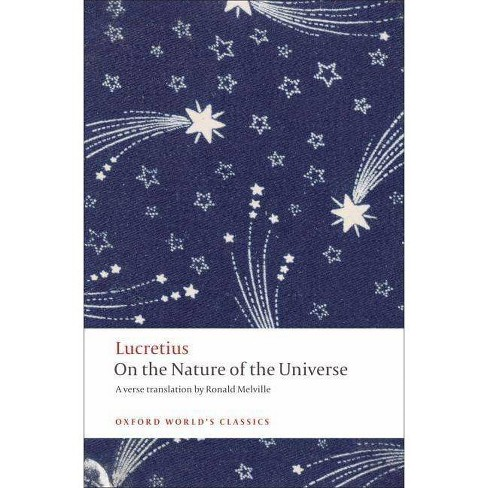 On the Nature of the Universe - (Oxford World's Classics (Paperback)) (Paperback) - image 1 of 1