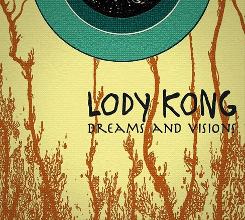 Lody kong - Dreams and visions (CD) - image 1 of 1