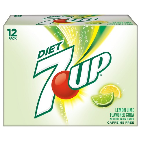 Diet 7up 12pk12 Fl Oz Cans Target