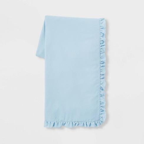 """50"""" x 86"""" Velvet Throw Blanket - Simply Shabby Chic® - image 1 of 2"""