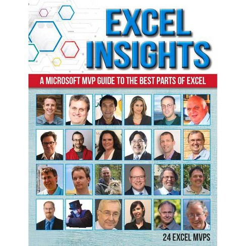 Excel Insights - (Paperback) - image 1 of 1
