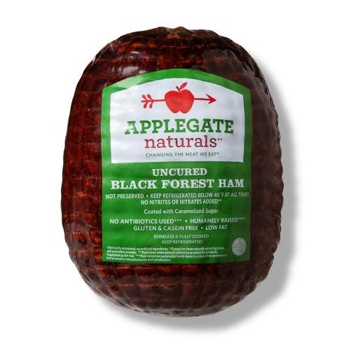 Applegate Naturals Black Forest Ham - Deli Fresh Sliced - price per lb - image 1 of 3