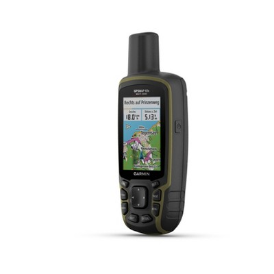 """Garmin 2.6"""" GPS with Built-In Bluetooth - GPSMAP 65s"""
