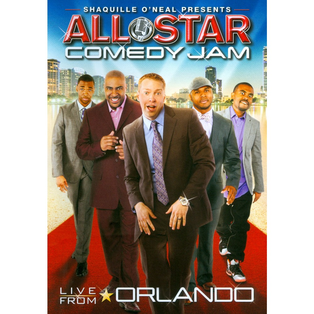 Shaquille O'neal Presents All Star Co (Dvd)