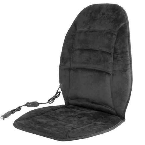 Wagan Deluxe Velour Heated Seat Cushion - image 1 of 8