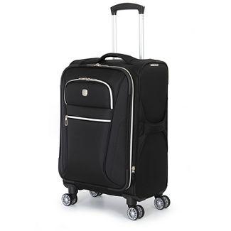 """SWISSGEAR Checklite 20"""" Suitcase - Black"""