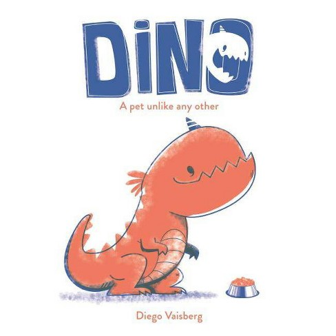 Dino - by  Diego Vaisberg (Hardcover) - image 1 of 1