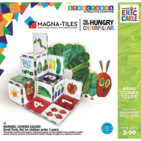 Magna-Tiles Eric Carle Very Hungry Caterpillar - image 1 of 4