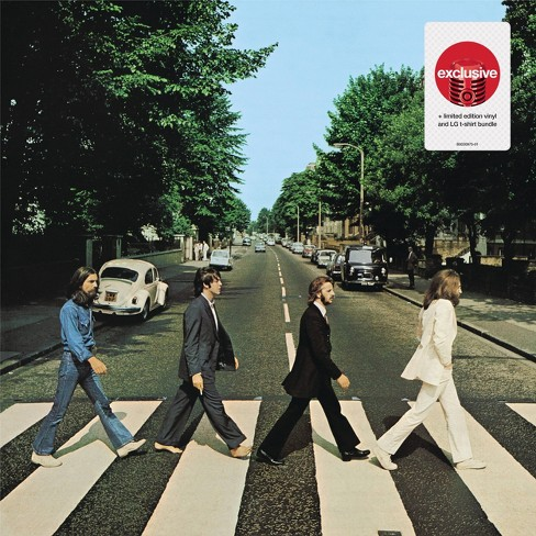 The Beatles – Abbey Road (Target Exclusive, Vinyl w/ T-shirt) - image 1 of 2