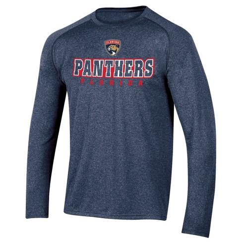 the latest 5e768 f3987 NHL Florida Panthers Men's Goal Scorer Long Sleeve Performance T-Shirt