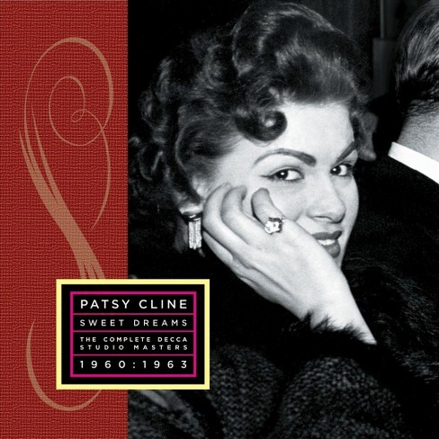 Patsy cline - Sweet dreams:Her complete decca maste (CD) - image 1 of 1
