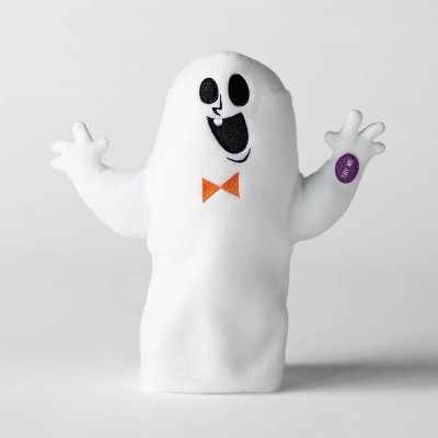 Animated Plush Ghost Halloween Decorative Prop - Hyde & EEK! Boutique™