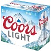 Coors Light Beer - 30pk/12 fl oz Cans - image 4 of 4