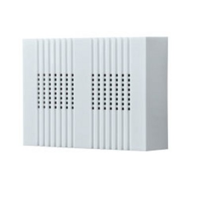 NuTone LA126WH Two Note Wired Decorative Door Chime