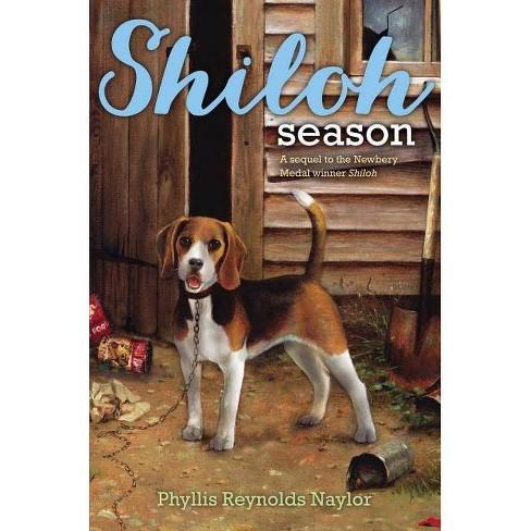 Shiloh Season - (Shiloh Quartet) by  Phyllis Reynolds Naylor (Hardcover) - image 1 of 1