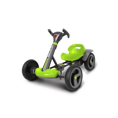 Rollplay 6V Flex E-Kart Powered Ride-On - Green