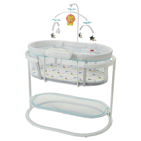 Fisher-Price Soothing Motions Bassinet - image 1 of 4