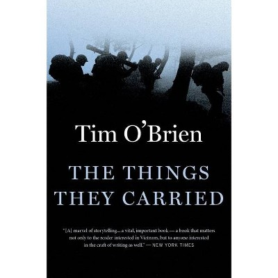 The Things They Carried - by Tim O'Brien (Paperback)