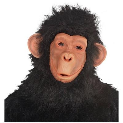 Chimp Latex Halloween Costume Mask