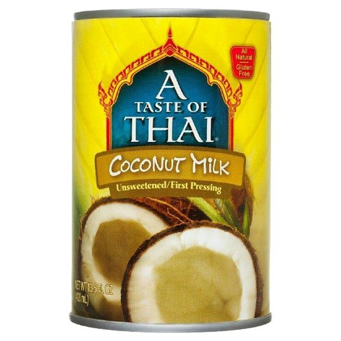 A Taste of Thai Coconut Milk Unsweetened 13.5oz - image 1 of 1