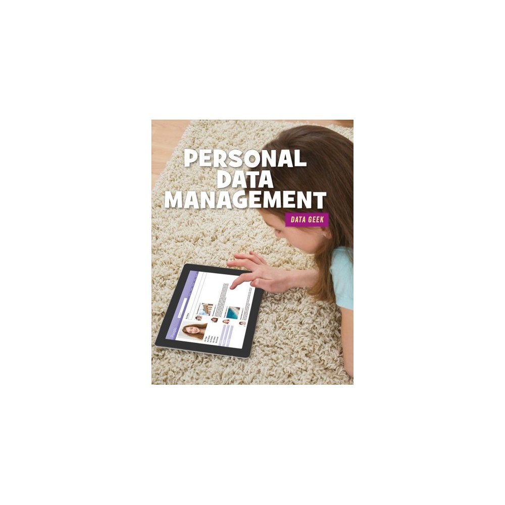Personal Data Management (Paperback) (Amy Lennex)