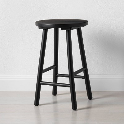 Shaker Counter Stool Black - Hearth & Hand™ with Magnolia