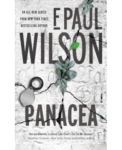 Panacea -  (The ICE Sequence) by F. Paul Wilson (Paperback) - image 1 of 1