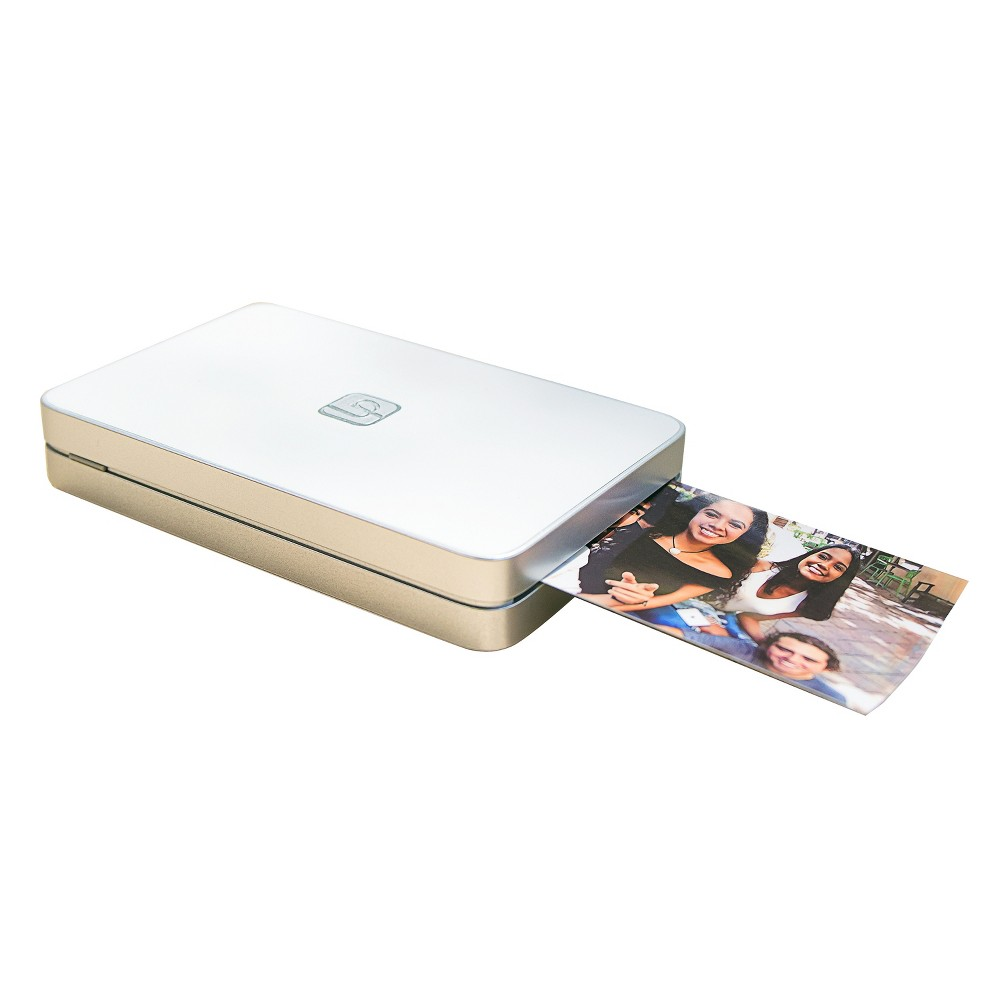 LifePrint Wireless Photo Printer - White (8139166) Lifeprint 2x3 Photo and Video Printer Ever wished you could print that group selfie while the part is still going on? Lifeprint 2x3 printer allows you to do just that! Better yet, you can print a snapshot from a live photo or a short video and watch it come to life right in your hands. Magic! Color: White.