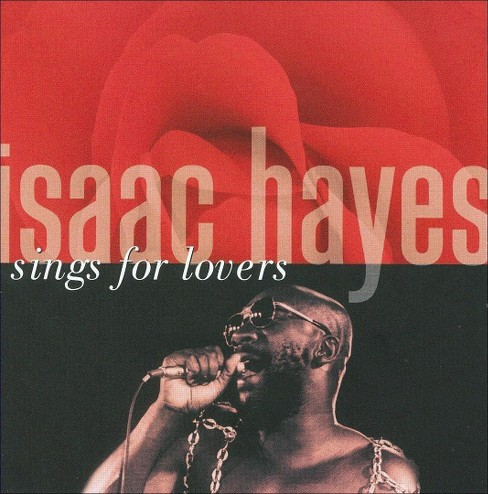 Isaac hayes - Sings for lovers (CD) - image 1 of 3