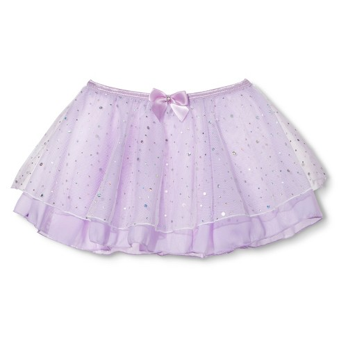 Danz N Motion Girls' Tutu - Lavender - image 1 of 1