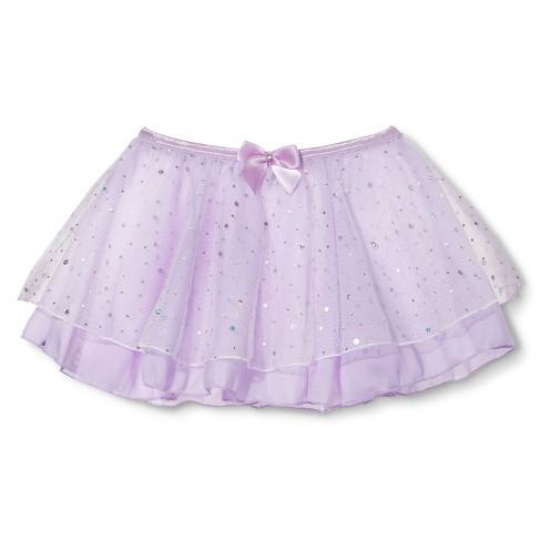 Danz N Motion Girls' Tutu - Lavender - image 1 of 1