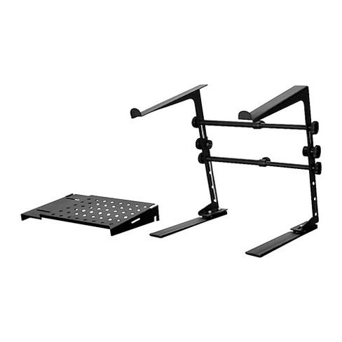 DR Pro DJ Laptop Stand and Shelf Bundle Black - image 1 of 4