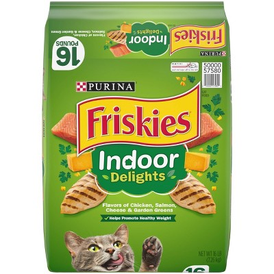 Cat Food: Friskies Indoor Delights