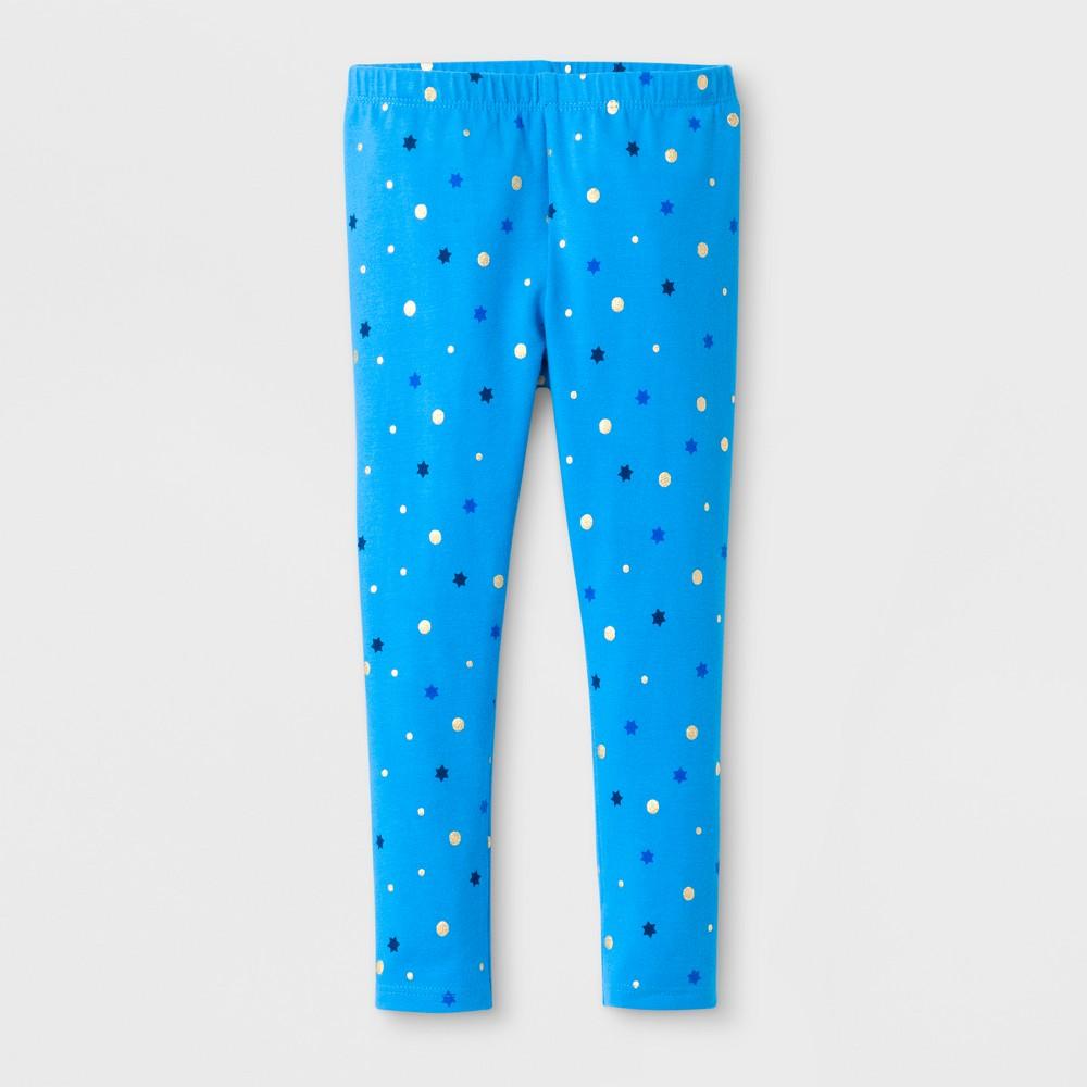 5199a8b4a76e2 Toddler Girls' Christmas Leggings Pants – Cat & Jack Electra Blue 12 M,  Size: 12M