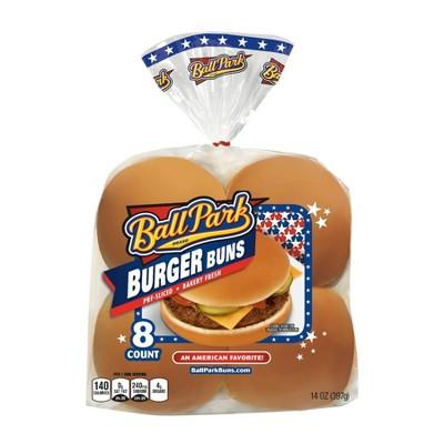 Ball Park Hamburger Buns - 14oz/8ct