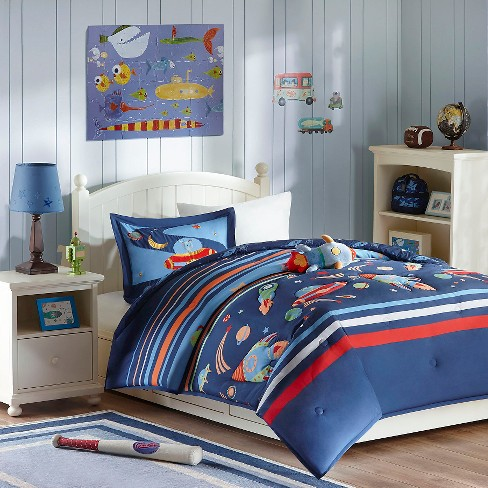 Space Scout Comforter set - image 1 of 6